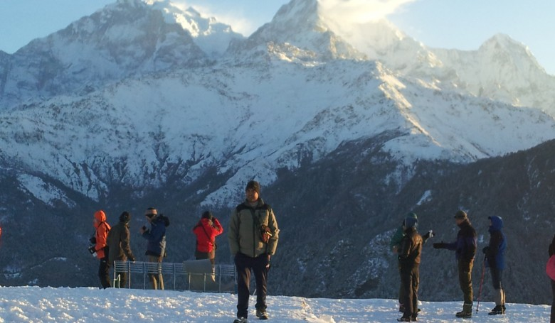Annapurna Base Camp Trek -14 Days