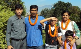 Nepal Family Package